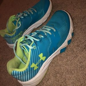 Kids Under Armour Primed 2 Shoes